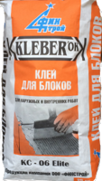 ФИНСТРОЙ KLEBERok KC-06 Elite клей для блоков (25кг)